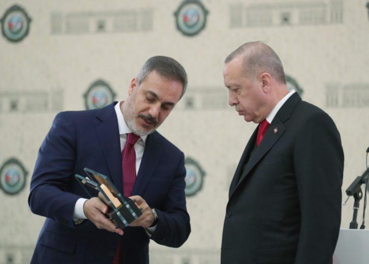 Türk istihbarat başkanı İran Devrim Muhafızları generalini ağırladı