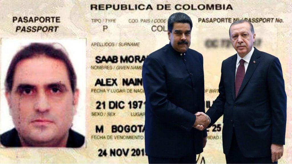 Alex Saab, Türkiye-Venezuela ilişkilerinde rol oynadı