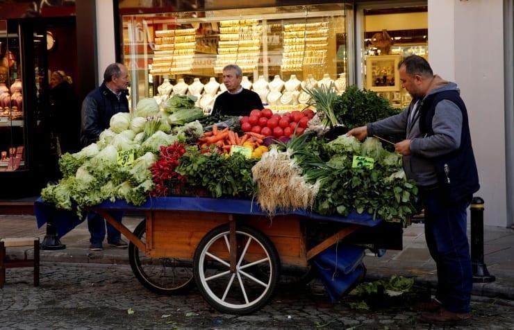 Reuters: Türkiye'de enflasyon 19,7'ye yükseldi