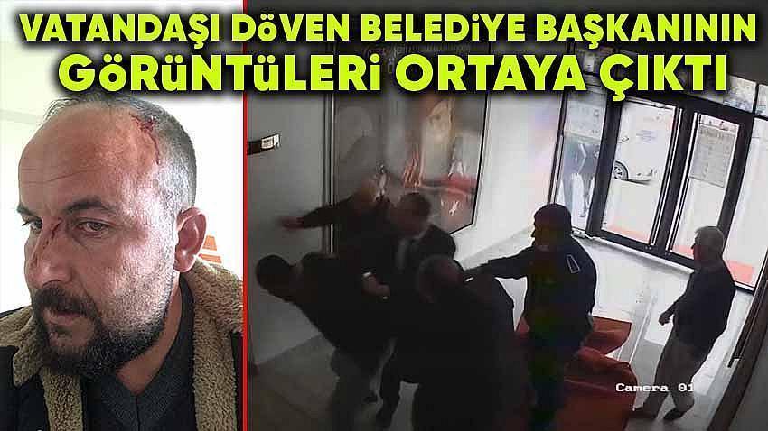Erdoğan'ın belediye başkanı, kendisini eleştiren Turgay Alıcı'yı dövdü