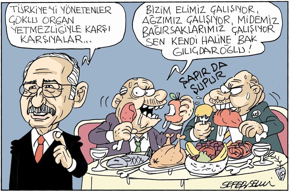 Türkiye'yi yönetenler Çoklu organ yetmezliğiyle karşı karşıyalar