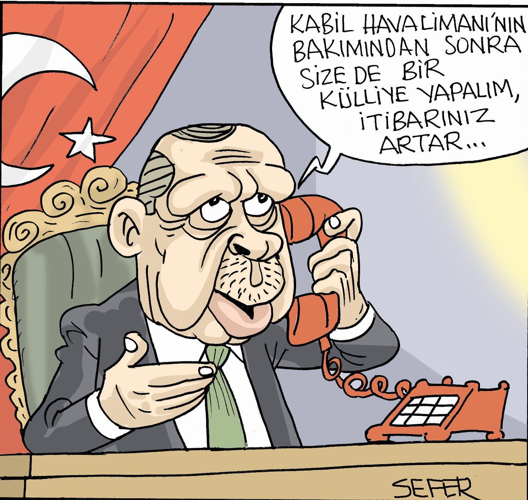 Katar ve Türkiye, Kabil Havalimanı için çalışıyor!