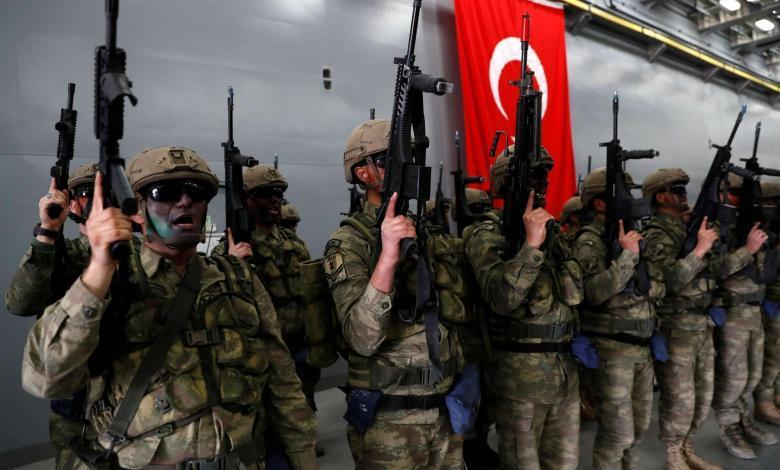 Türkiye'nin Suriye ve Irak'taki siyasi ve insan ihlalleri