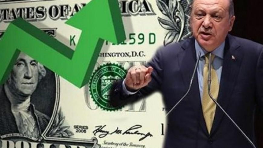 Tarihi seviye …. Dolar 9 lira sınırını aştı!