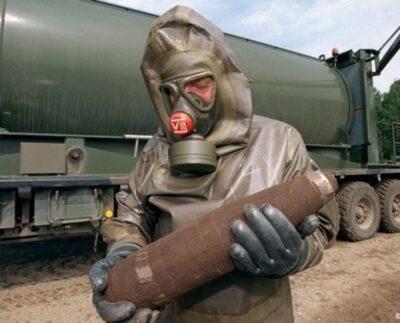 kimyasal silahlar