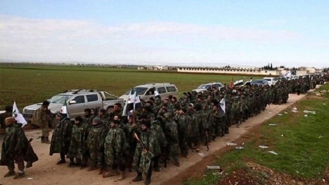 90 silahlı paralı asker Türkiye'ye doğru yola çıktı!