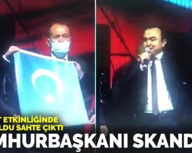 Doğu Türkistan cumhurbaşkanı